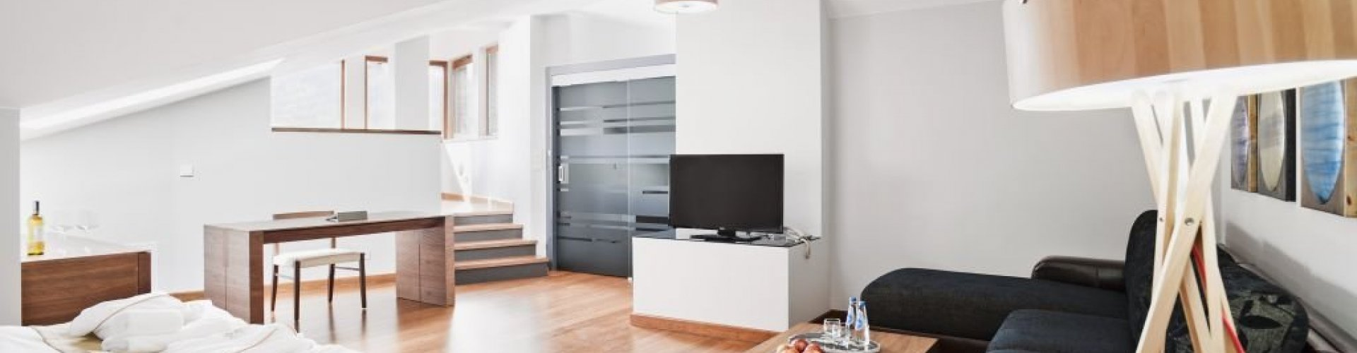 Apartament typu Penthouse Business Class