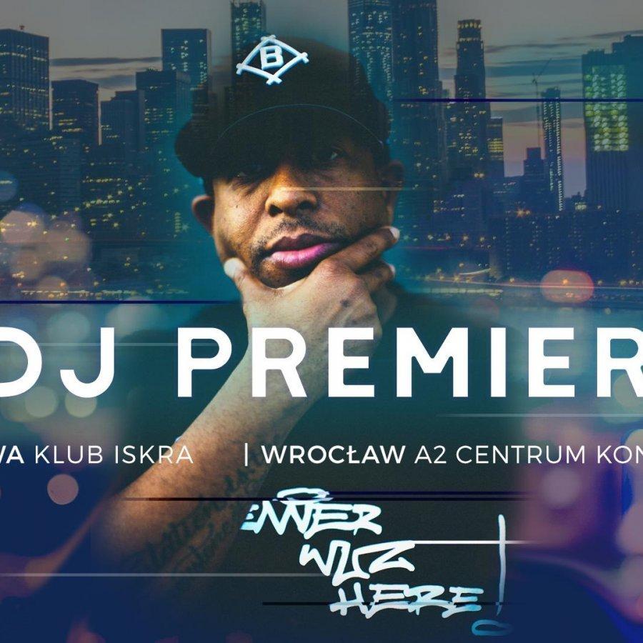 DJ PREMIER we Wrocławiu
