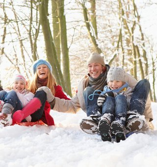 Winter Holidays 8 -Tages- Paket