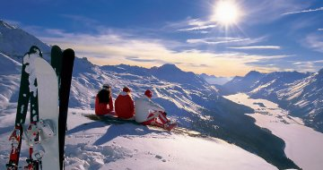 Winter holidays with a skipass