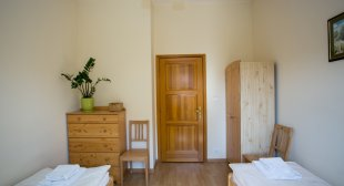 Two bedroom apartment, airconditioned