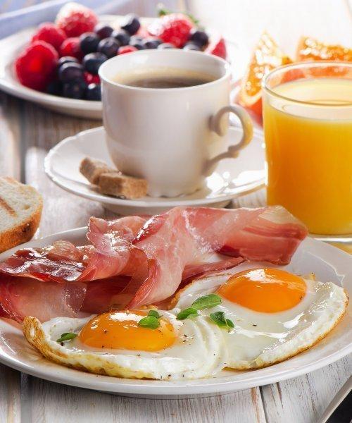 Oferta bezzwrotna ze śniadaniem