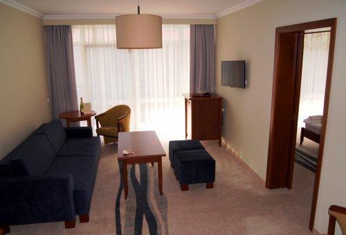 Apartament DE LUX  jednokondygnacyjny