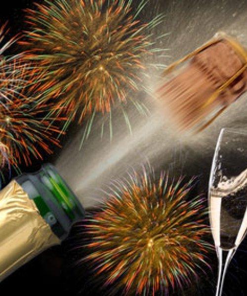 Silvester Feuerwerk 2017