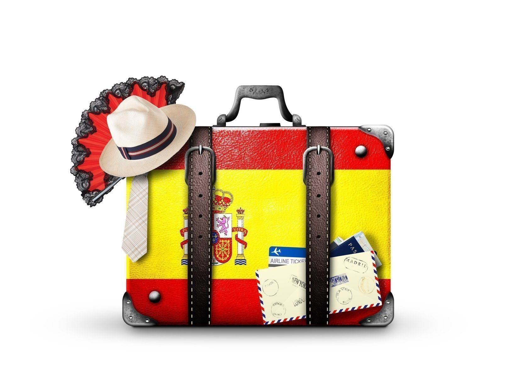 Podróż do Hiszpanii