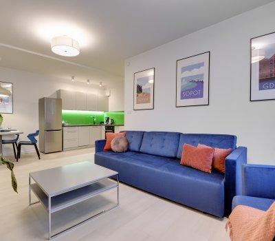 PORTO - Apartament dla 6 os.