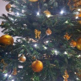 Boże Narodzenie 2018  na Mazurach