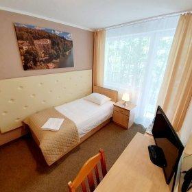 Einzelzimmer Zimmer Classic