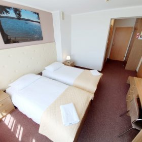 Zweibettzimmer Zimmer Classic