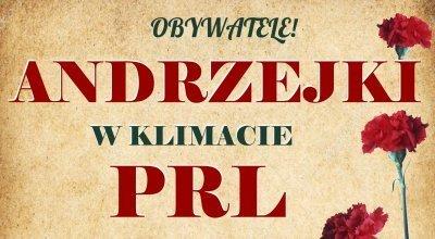 """Dyskoteka Andrzejkowa """"PRL"""" z DJ'em (oferta bez noclegu)"""