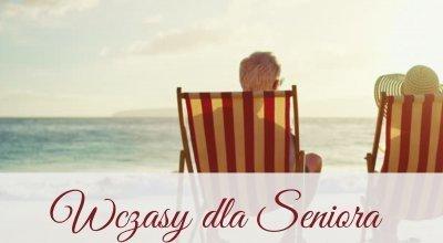 Wczasy nad morzem dla seniorów