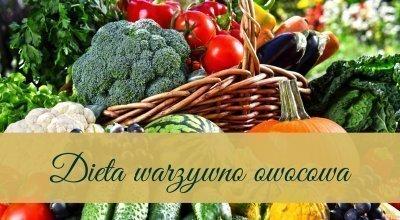 Dieta warzywno owocowa wg dr Ewy Dąbrowskiej