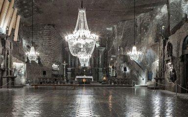 Stay and discover Salt Mine in Wieliczka