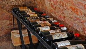 Pałac pełen wina