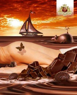 Wycieczka do czekoladowego świata