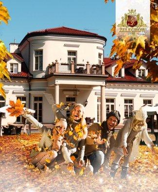 Uroki złotej jesieni