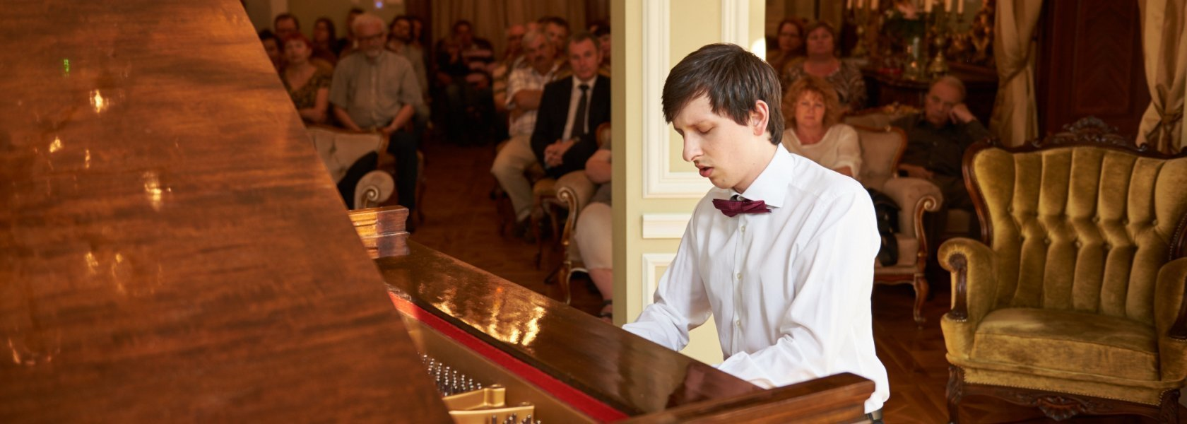 Chopin Recitals at Pacółtowo Palace