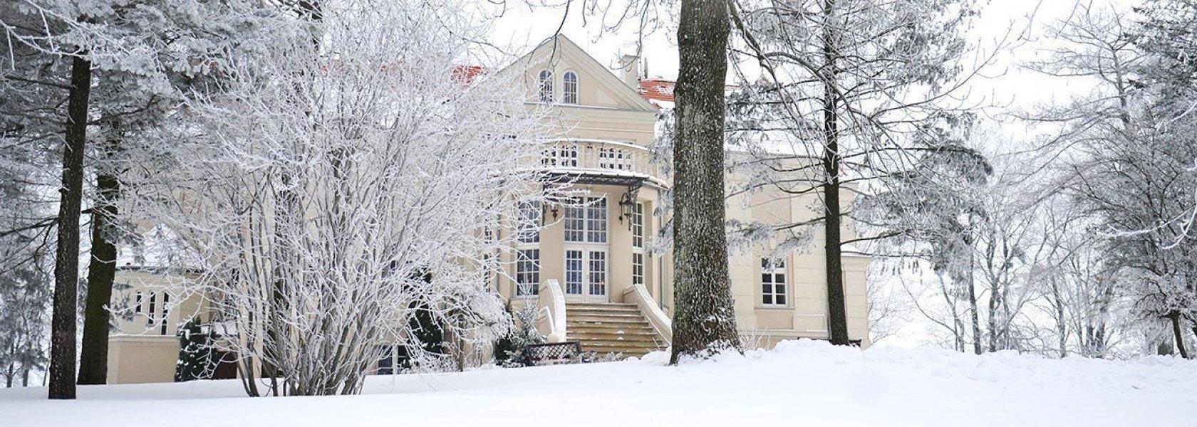 Boże Narodzenie w Pałacu Pacółtowo