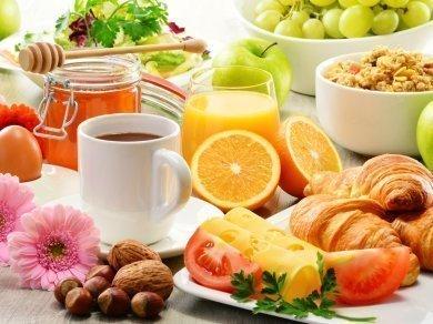 Ze śniadaniem