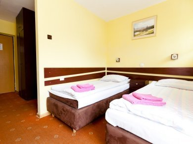 2-person room in the Halny Building