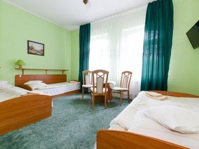 3-person room in Villa Żychoniówka