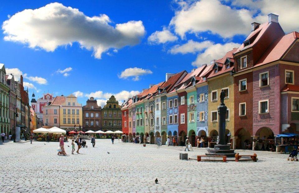 Poznaj Poznań  / Explore Poznan