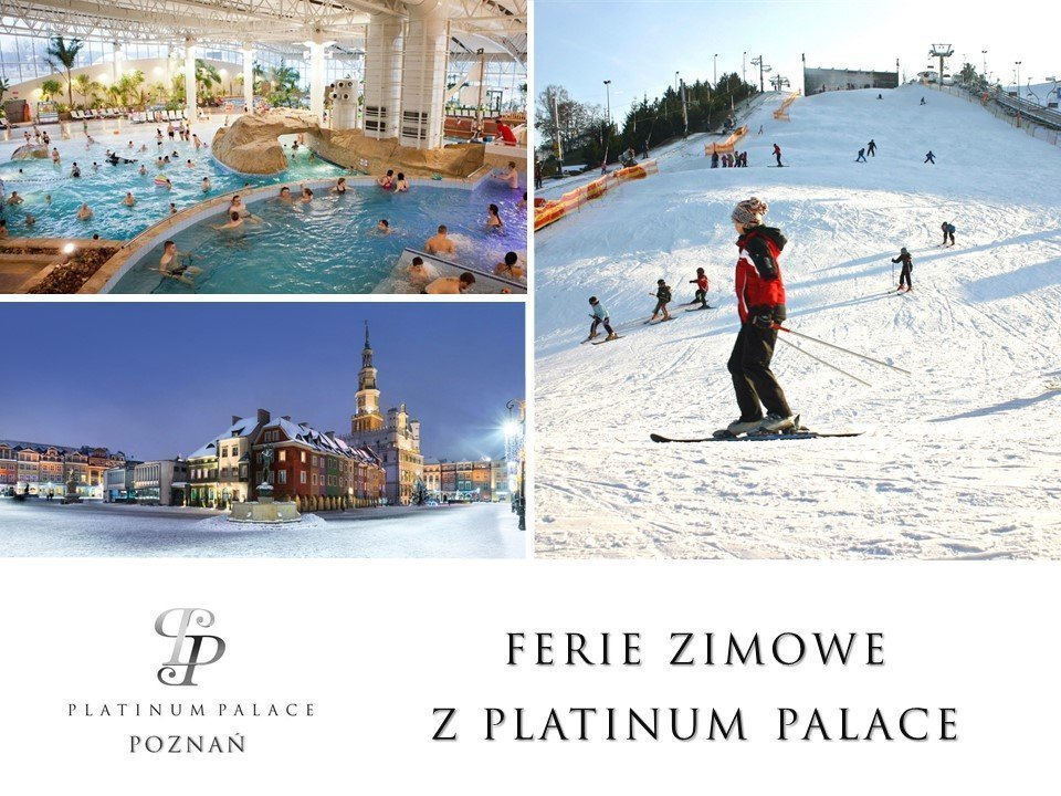 FERIE W PLATINUM PALACE RESIDENCE 2 + 2*