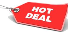 Hot Deal - RABAT 10 %