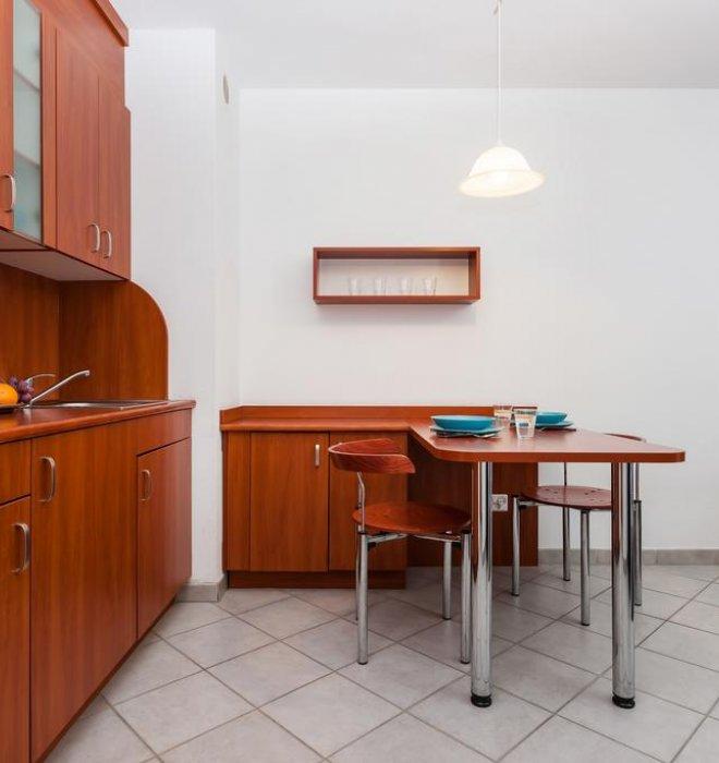 Apartament typu studio z balkonem