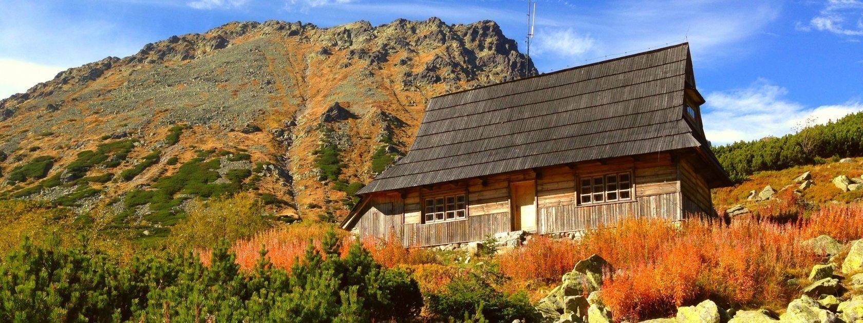 Jesienny relaks w górach