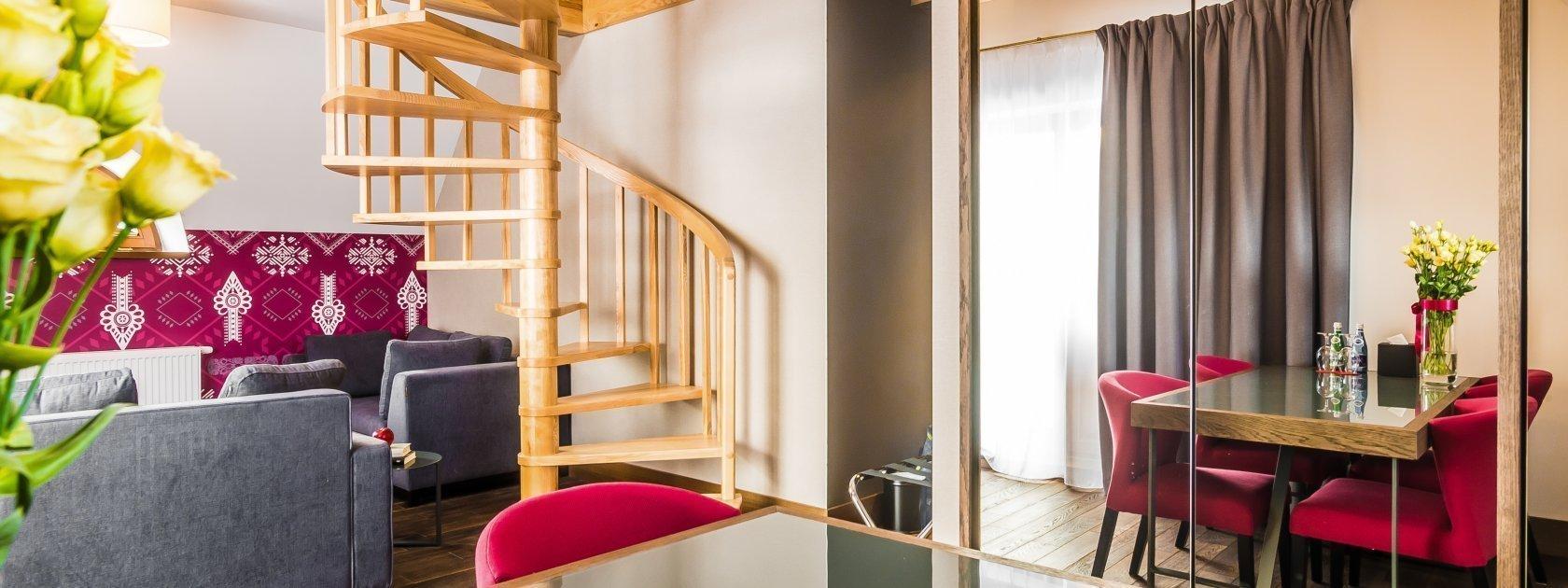 Apartament Executive Suite Economy