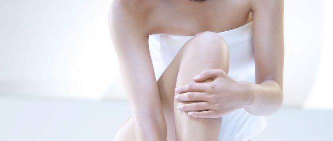 Zabiegi pielęgnacyjne stóp