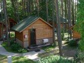 """Domek trzyosobowy """"W lesie"""" Domki hotelowe"""
