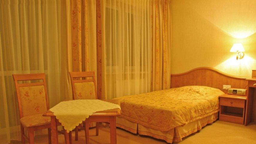 Pokój 2-osobowy dla niepełnosprawnych (Pokoje Hotelowe)