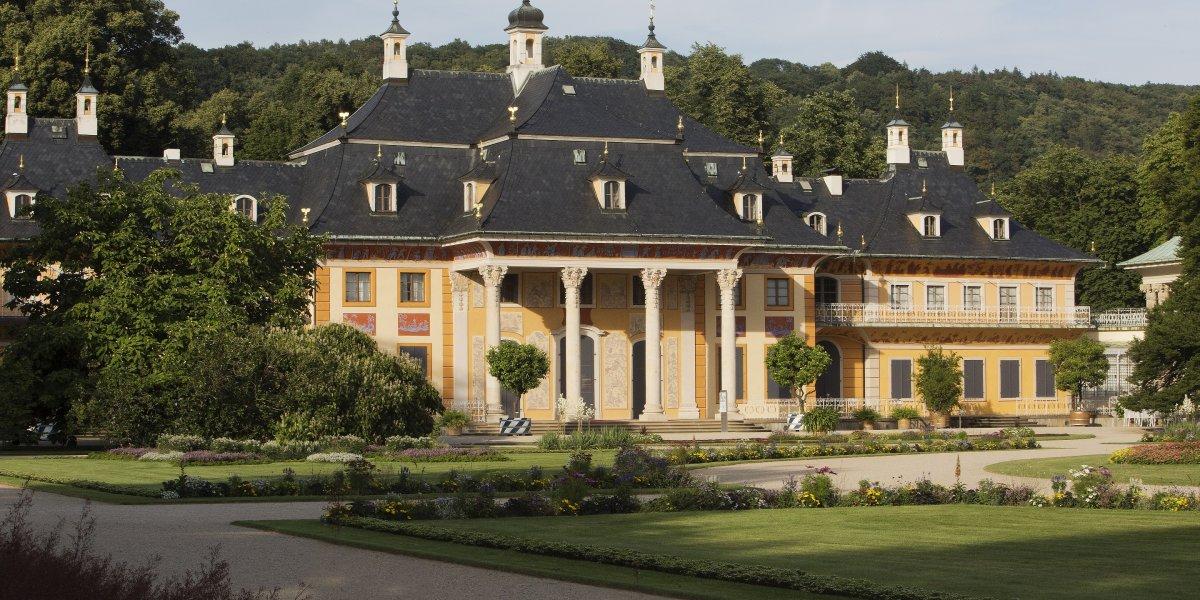 Urlaub im Schloss Hotel