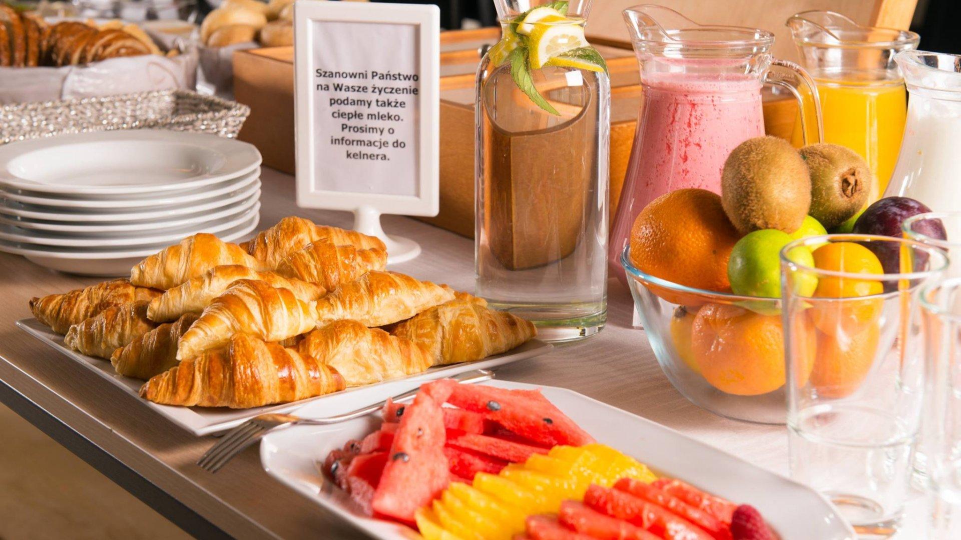 Oferta elastyczna - nocleg ze śniadaniem