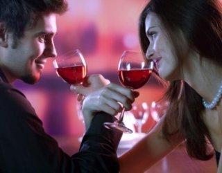 Romantyczna kolacja w Restauracji