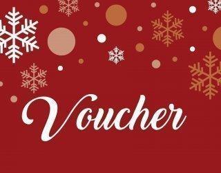 Zamów voucher w pięknej świątecznej oprawie