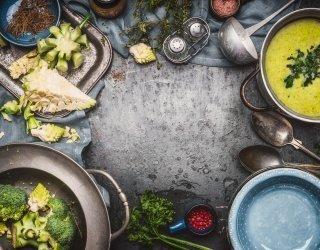 Pakiet pobytowy z dietą wegetariańską / 5 posiłków / 1200, 1500 lub 2000 kcal