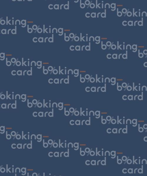 """Super Best Preis """"booking-card"""" - Übernachtung mit Frühstück -"""