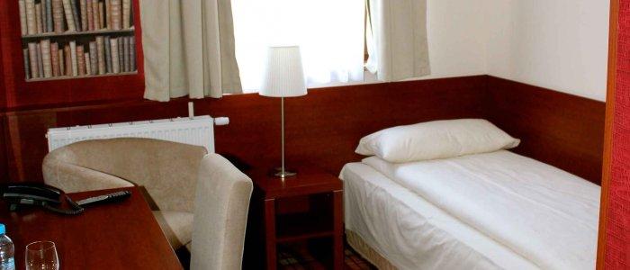 Hotel - Pokój 1os.