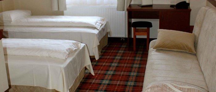 Hotel - Pokój 3os.