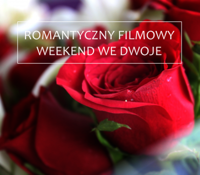 Romantic film weekend for two ♡