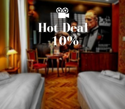 HOT DEAL - 10% taniej!