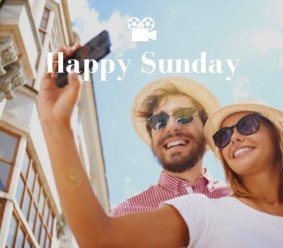 Happy Sunday | 20% OFF