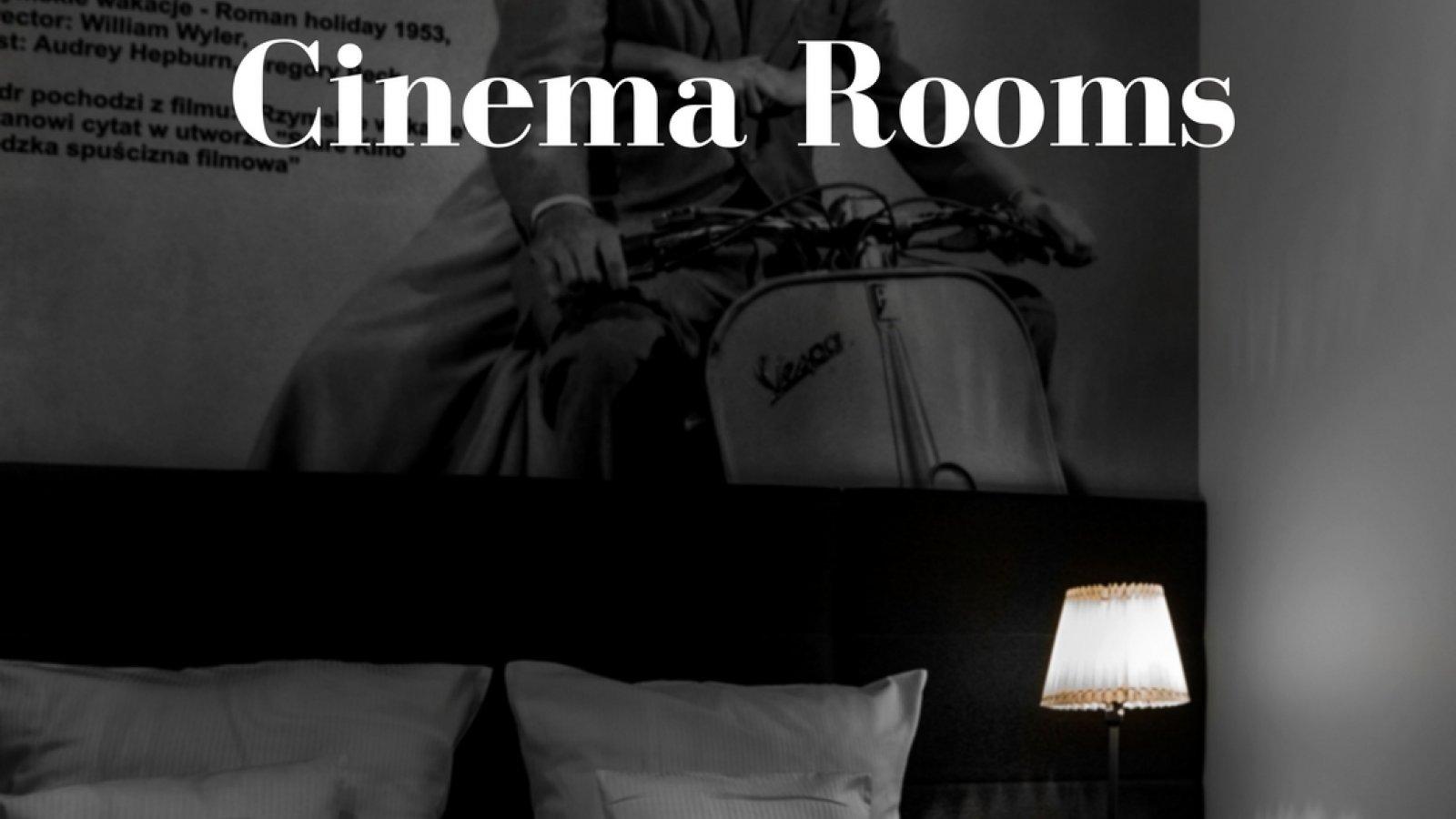 Pokoje Cinema Rooms