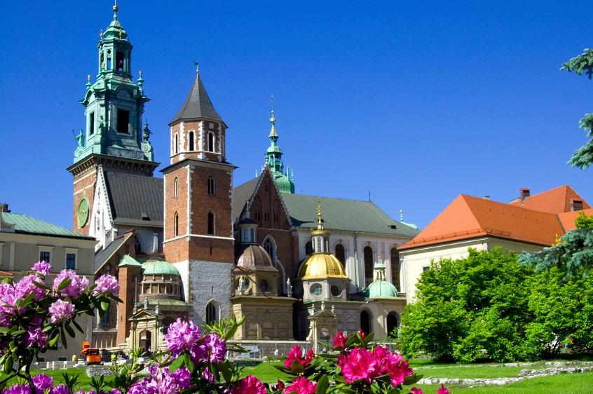 Majówka w Krakowie