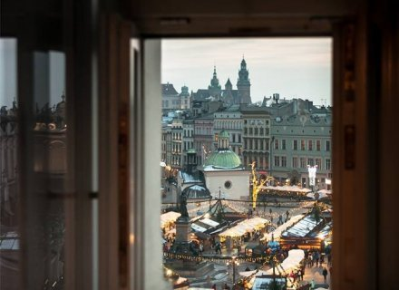 Krakow Winter Charm - stay 3, pay for 2 nights!