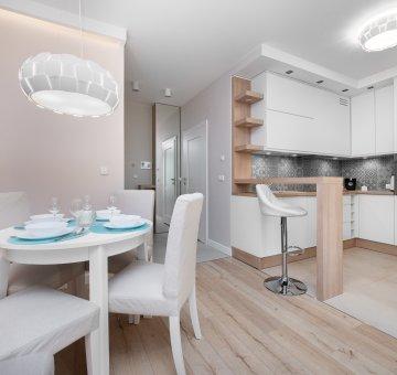 Apartament Marsylia z Tarasem