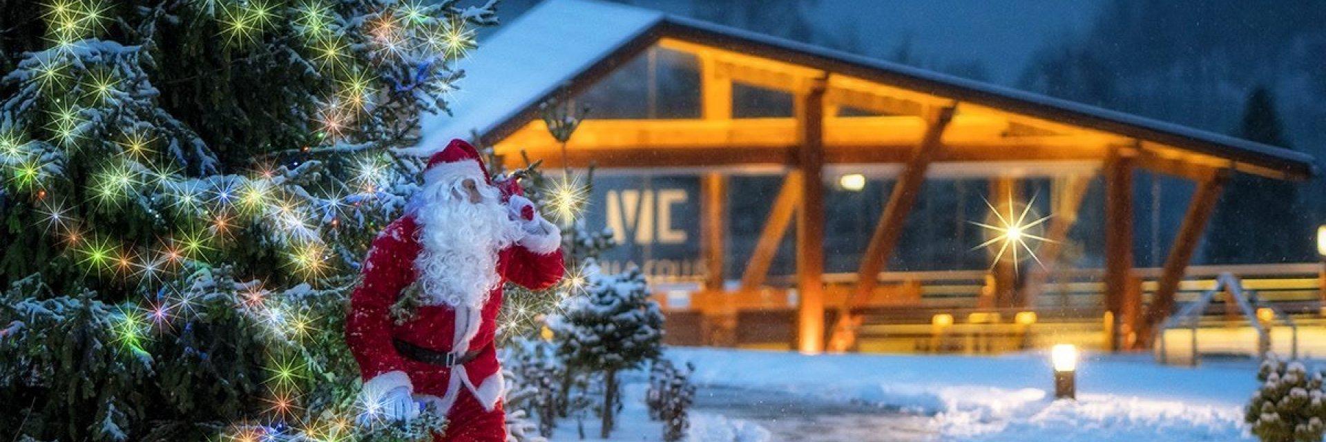 Boże  Narodzenie w Bieszczadach 2018